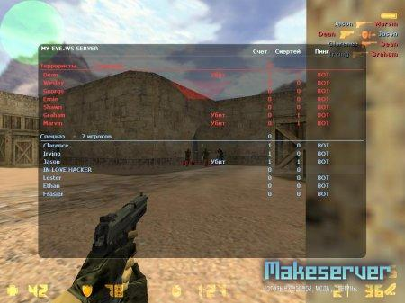 Counter-strike 1.6 MY-EVE v2