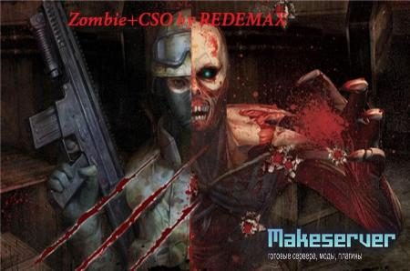 Zombie CSO by REDEMAX